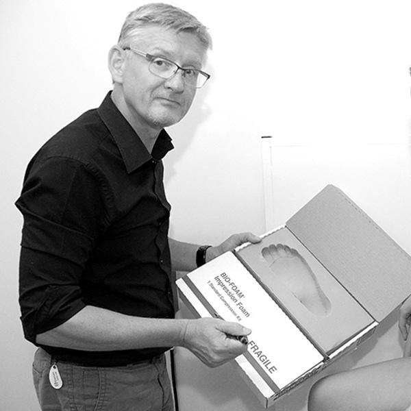 Jacques Swanepoel - Anderson Orthopedics