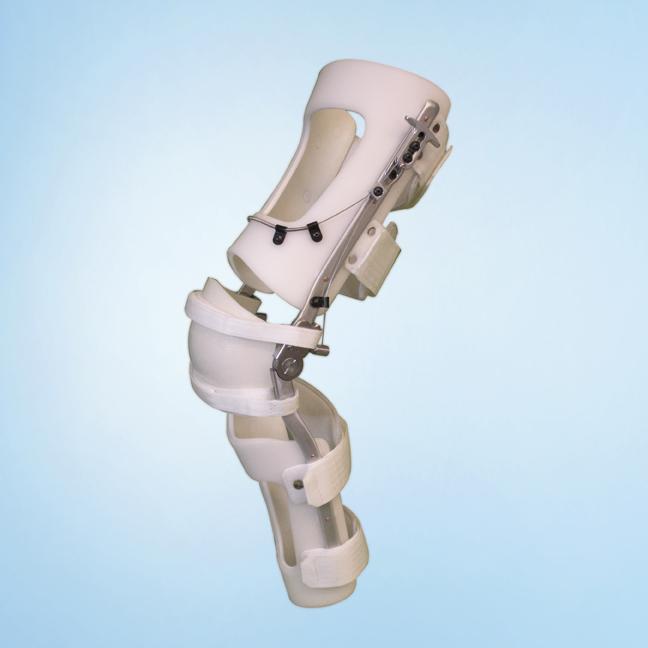 Anderson Orthopedic Plain_Knee_Orthotic